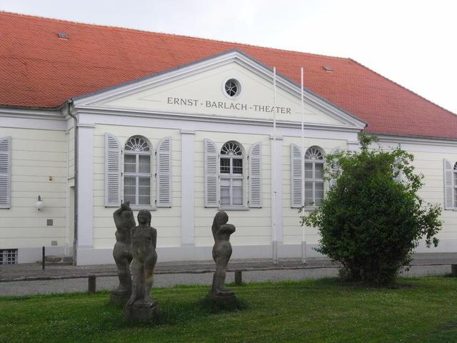 Ernst Barlach Theater Güstrow