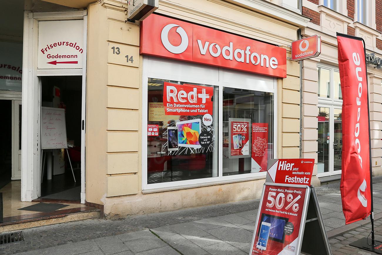 Vodafone Güstrow
